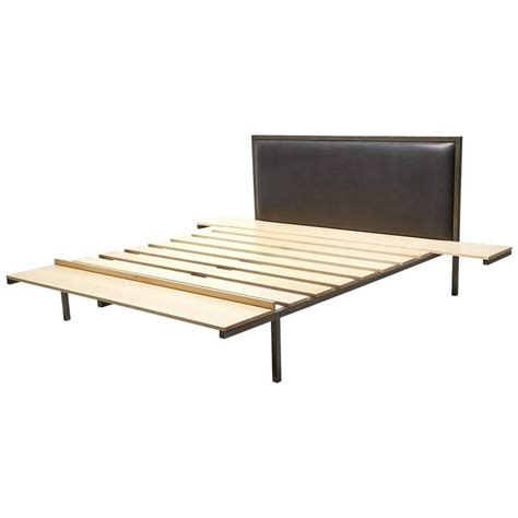bed frame bench customizable bed frame with side tables and bench for sale