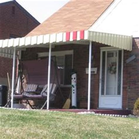 aluminum awnings pittsburgh g s metal products awning contractor pittsburgh pa