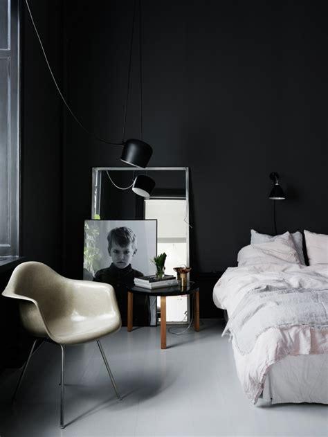 schwarzes schlafzimmer schlafzimmer schwarz 31 beispiele dass schwarze