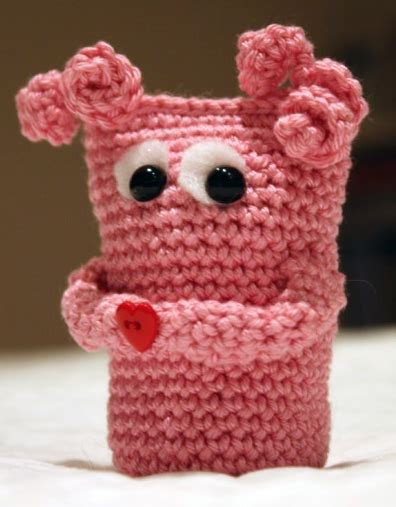 amigurumi monster pattern free valentin monster free amigurumi pattern