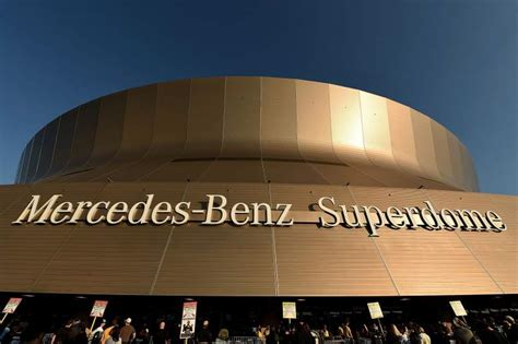 Who Owns The Mercedes Superdome Sugar Bowl 2015 5 Fast Facts You Need To Heavy