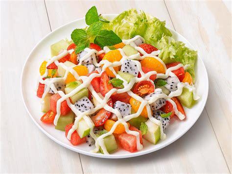 cara membuat salad buah yang sehat resep masakan indonesia nusantara sehari hari 1200 lebih