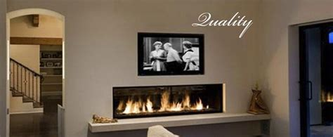 linear fireplace with tv above linear gas fireplace with tv above and shelf below add a