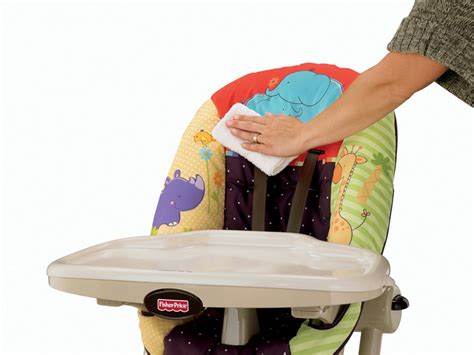 Fisher Price Table High Chair fisher price u zoo ez clean high chair childrens highchairs baby