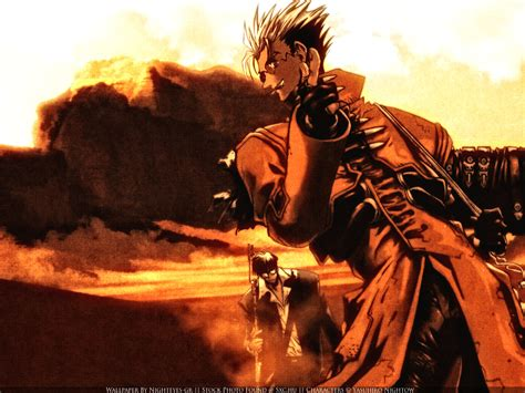 trigun wallpapers hd wallpapers screensavers