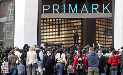 Primark To Hit Oxford by Shopping Budget Frida Torngren