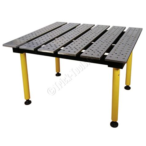 47 quot x 38 quot buildpro welding fixturing table by strong