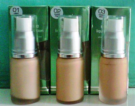 Harga Foundation review produk wardah exclusive liquid foundation