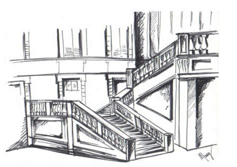 tavole grafiche professionali mary schizzi architettonici