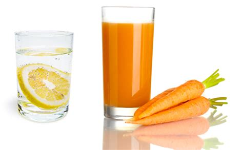Carrot Detox Water by Top Five Detox Friendly Drinks Sportsister
