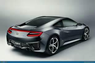Acura Honda Nsx Ausmotive 187 Honda Nsx Concept Coming To Australia