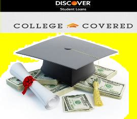 Student Loan Sweepstakes 2017 - discover scholarship award discover student loans autos post
