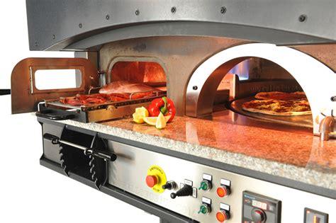 camino per pizza forno pizza rotante legna gas p legna elettrico starpizza