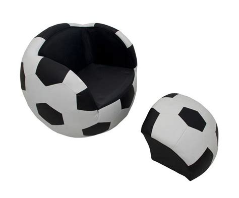 soccer chair and ottoman soccer upholstered chair with ottoman stargate cinema