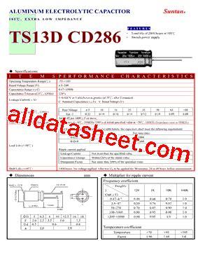 keltron capacitor datasheet pdf ts13di cd286 datasheet pdf suntan capacitors