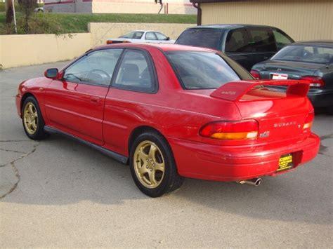 1998 Subaru Rs by 1998 Subaru Impreza Rs For Sale In Cincinnati Oh Stock