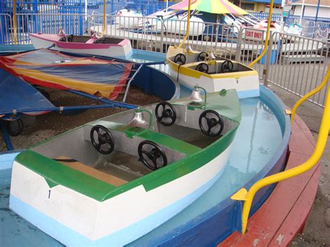 kiddie boat ride nyc theme park review photo tr quick jersey shore run