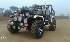 Mahindra Jeep Willys Mahindra Bolero Jeep 2002 Model Pune Cars
