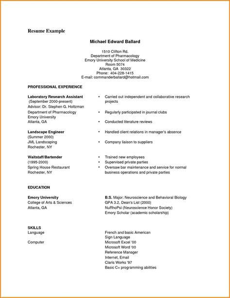 resume sle pdf format format of curriculum vitae in pdf curriculum vitae sles pdf template resume builder