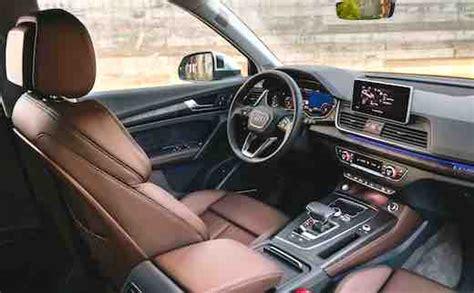 audi q5 brown interior 2018 audi q5 brown interior audi car usa