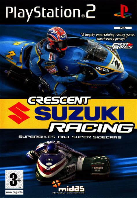 Crescent Suzuki Racing Crescent Suzuki Racing Superbikes And Sidecars Box