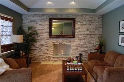 stone wall in living room stone living room ideas traditional living room