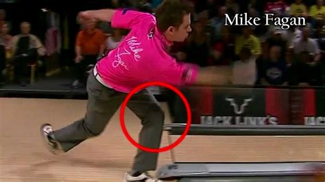 bowling swing analysis of the modern 10 pin bowling swing and release by