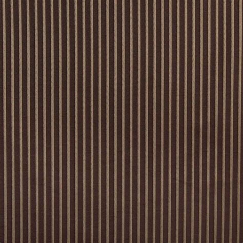 b612 brown striped jacquard woven upholstery fabric by