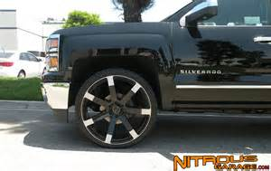 new 2014 silverado fitted with 26 s nitrous garage s