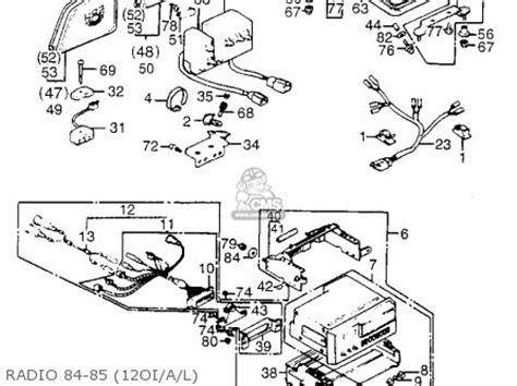 wiring diagrams for 1985 honda goldwing aspencade