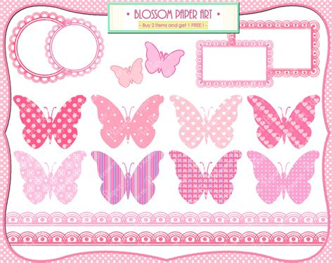 butterfly labels templates baby butterflies pink baby shower printables