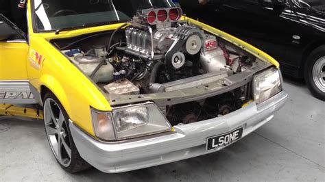 blown ls blown 6 71 vk ls1
