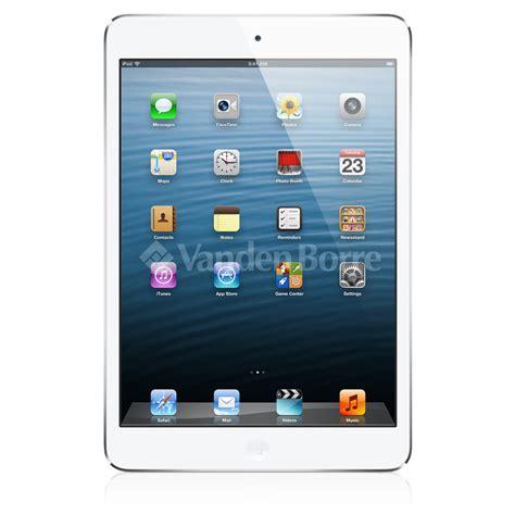Second Mini 1 Wifi apple mini wifi 32gb white chez vanden borre caract 233 ristiques mode d emploi et accessoires