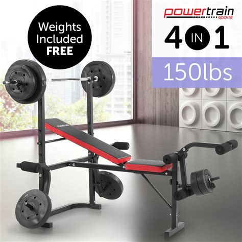 bench press home gym powertrain bench press home gym multistation weights