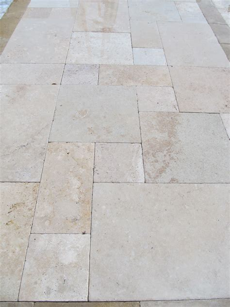 Travertine Patio Pavers Image Gallery Ivory Travertine