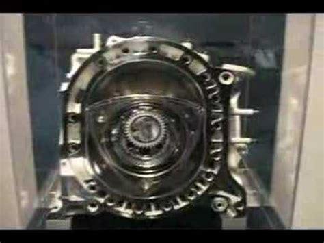 mazda wankel rotary engine model