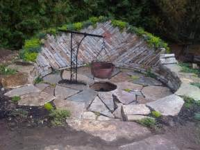 Gallery for gt backyard design ideas with fire pit