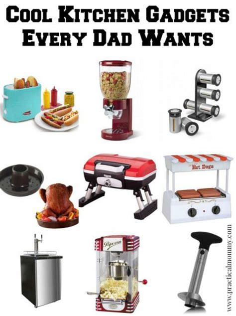 awesome cooking gadgets cool kitchen gadgets all dads want dads gadgets and