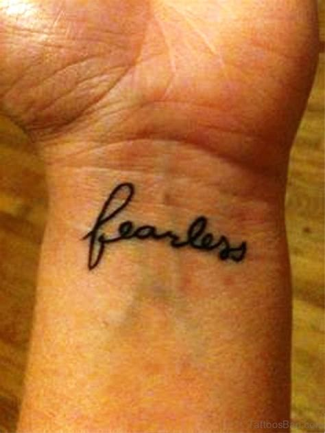 fearless tattoos 26 dazzling fearless tattoos on wrist