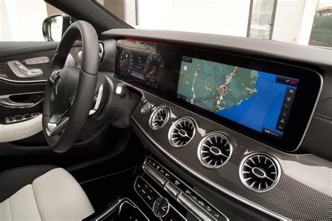2018 mercedes e400 coupe interior center stakc 1