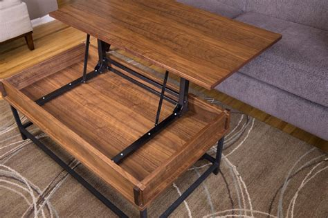 lift up top coffee table pop up coffee table plans coffee table design ideas
