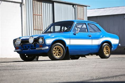 fast and furious cars edmundscom fast and furious 6 cars 1970 ford escort rs1600 picture