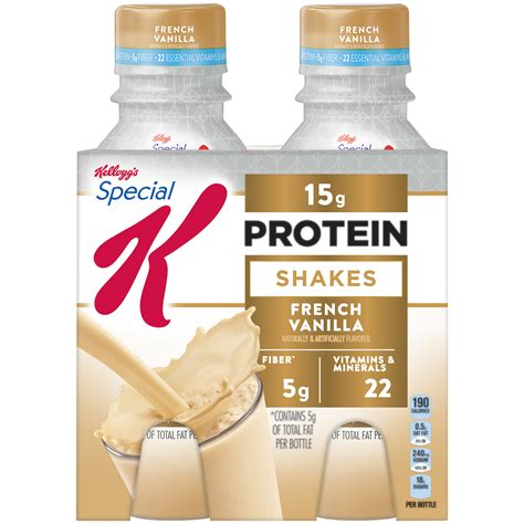 k protein satisfies hunger longer 038000432576 upc special k protein shake 4 pack