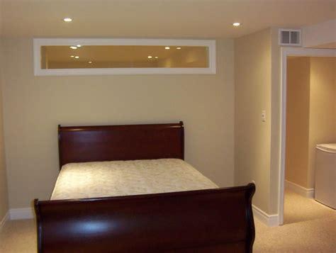 bedroom basement basements