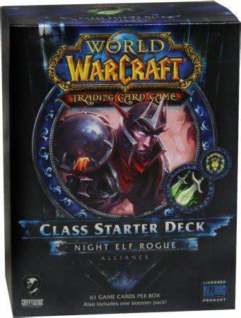 Rogue Starter Deck by World Of Warcraft Class Starter Deck 2013
