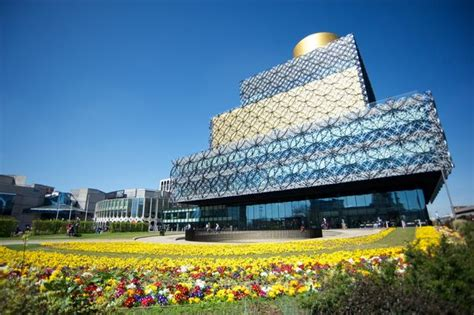birmingham cities sights and other places you need to visit great britain birmingham glasgow liverpool bristol manchester volume 3 books expensive and impressive flower display outside the