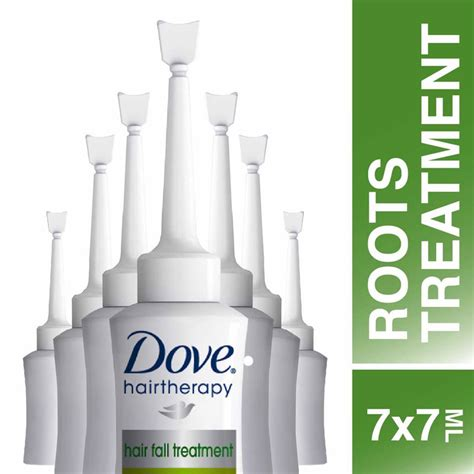 Harga Dove Serum jual dove conditioner treatment root hair fall 7ml
