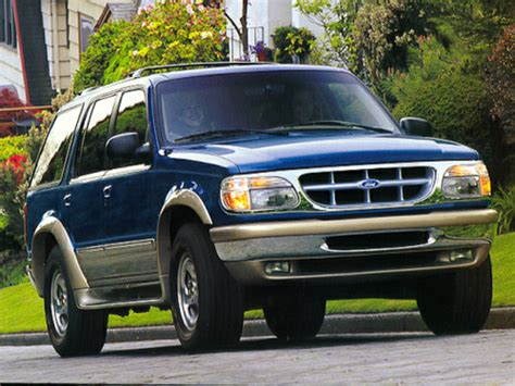 1998 ford explorer overview cars com