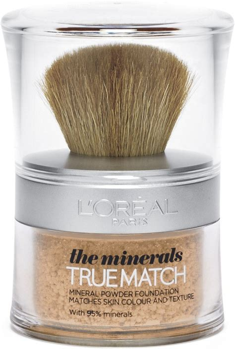 Bedak L Oreal True Match Mineral l oreal true match mineral foundation price in