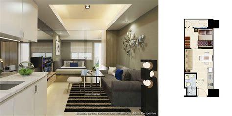 2 Bedroom Condo Floor Plan smdc fern at grass residences condominium philippines